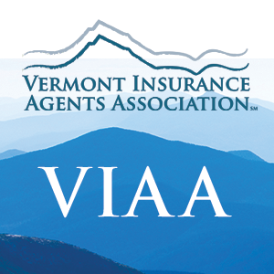 viaa logo - vermont insurance agenst association brandon vermont